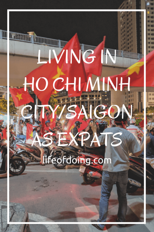 Living in Ho Chi Minh City Saigon Expats