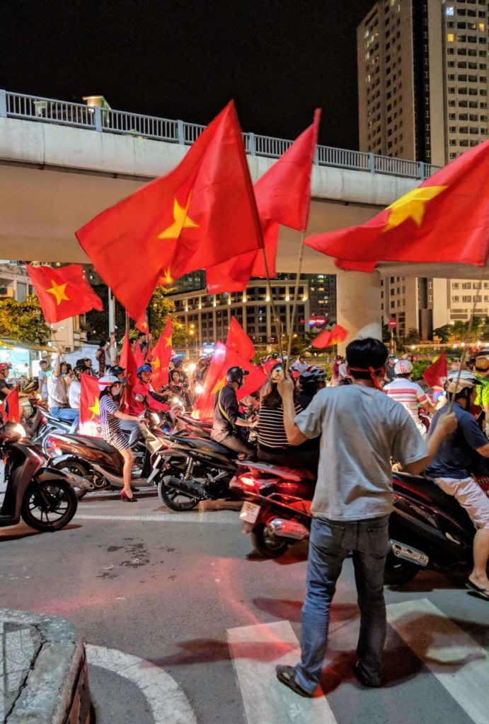 Living in Ho Chi Minh City Saigon, Vietnam as Expats