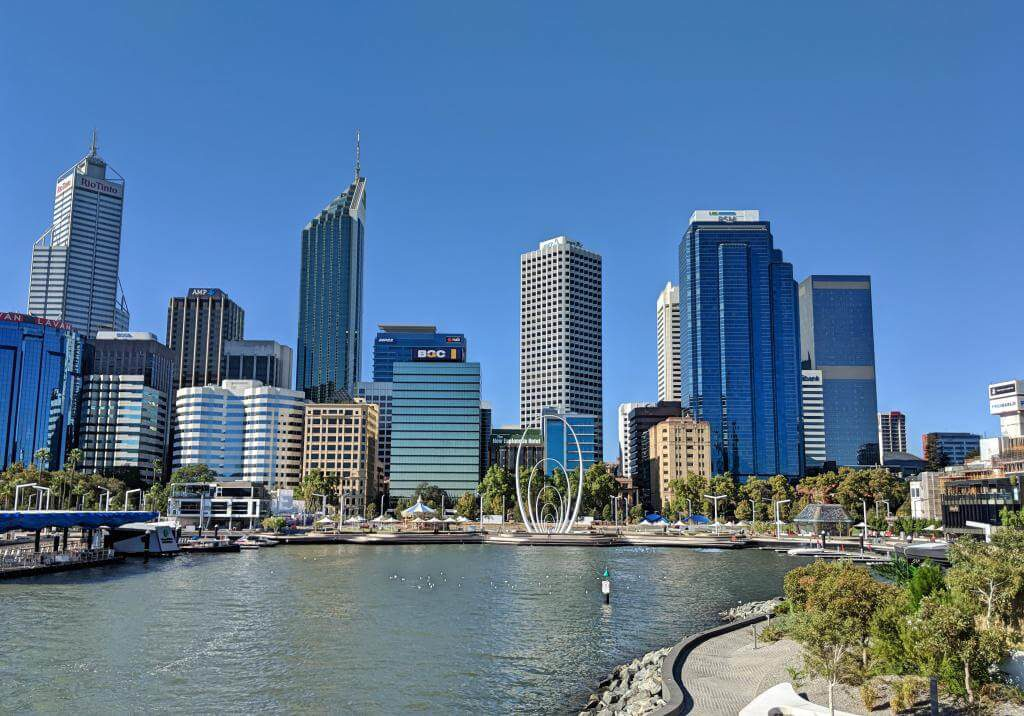 Perth Australia Things To Do - Central Business District