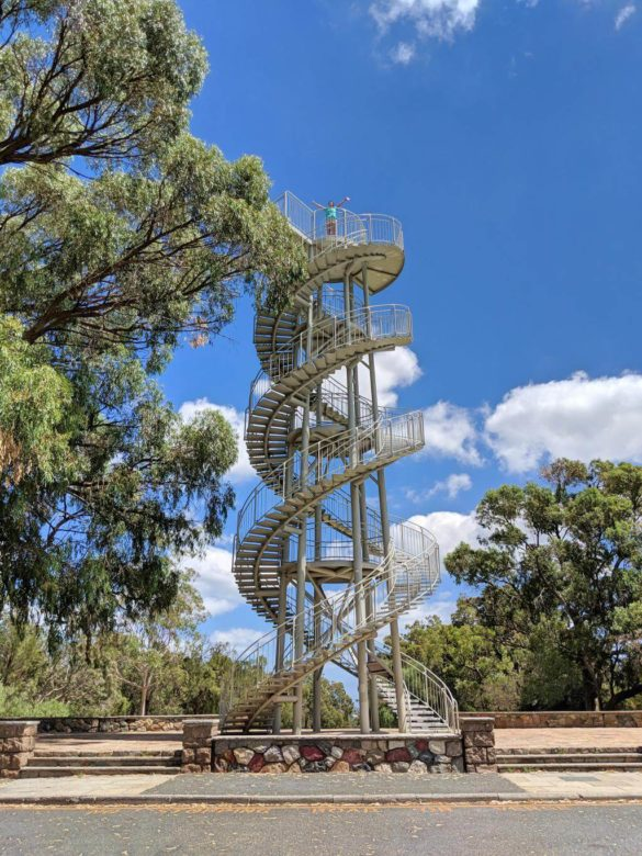 Perth, Australia Things To Do - King's Park DNA Staircase