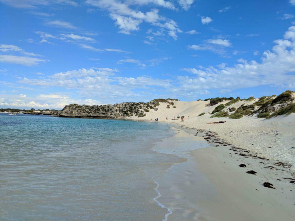 Visit Rottnest Island - Parakeet Bay Beach