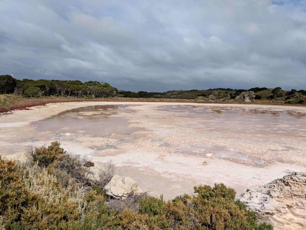 Visit Rottnest Island - Pink Lake