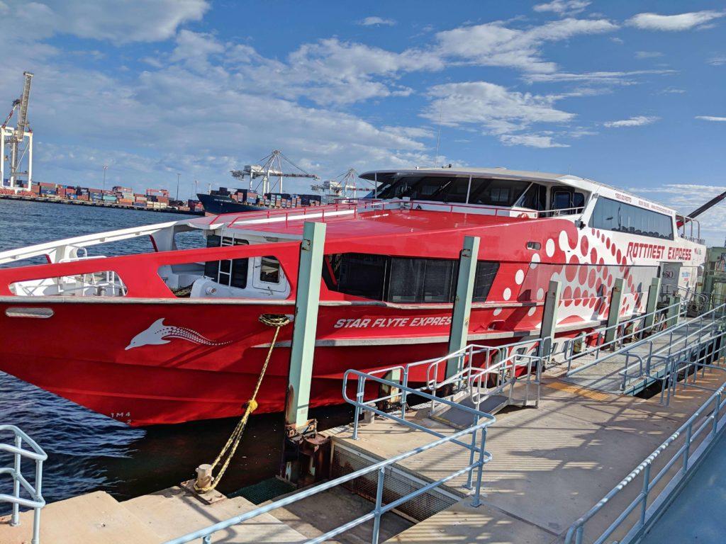 Visit Rottnest Island Rottnest Express Ferry