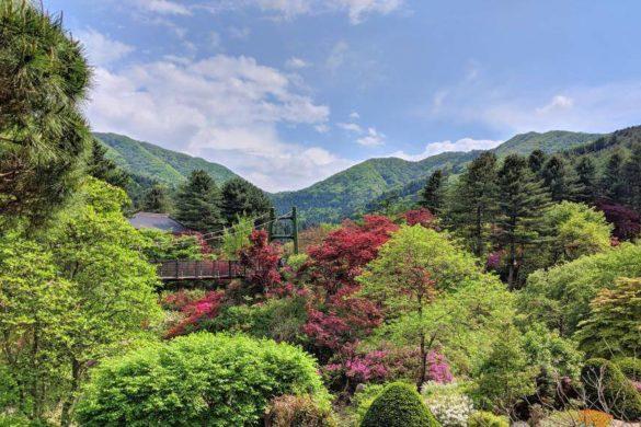 Garden of Morning Calm, Gapyeong, South Korea