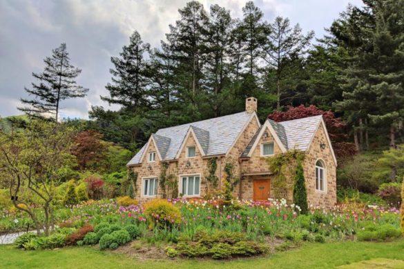 J's Cottage Garden at Garden of Morning Calm, Gapyeong, South Korea