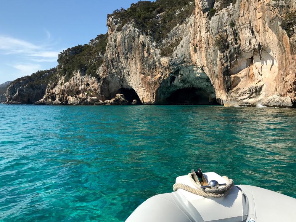 Caves Around The World in Europe: Grotta del Bue Marino Cave in Sardinia, Italy