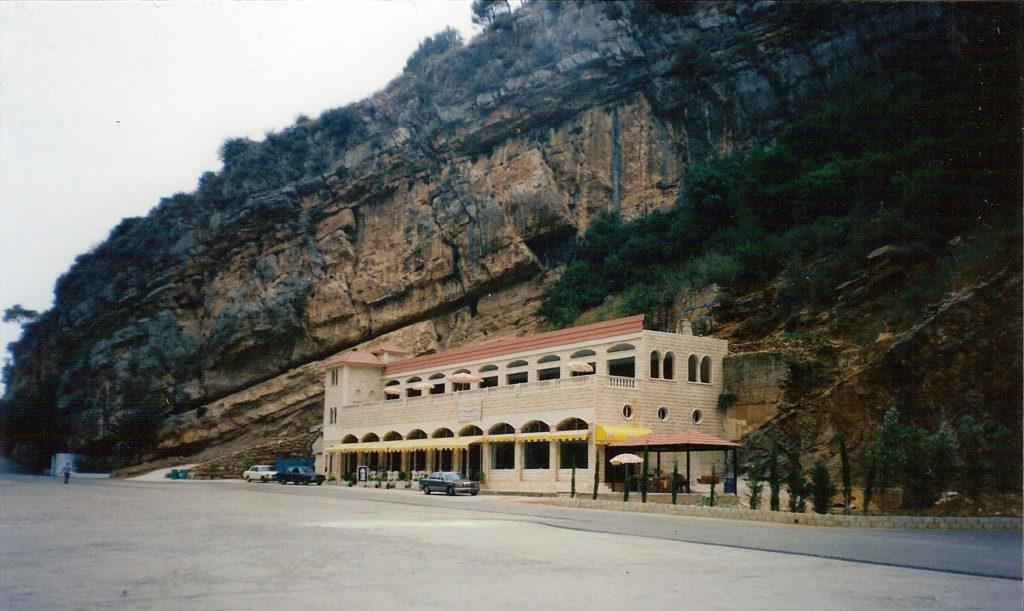 Caves Around The World in Europe: Jeita Grotto in Lebanon