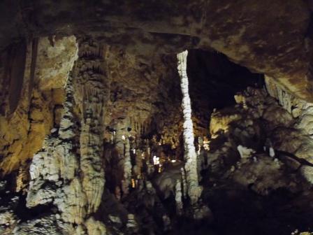 Caves Around The World in North America: Natural Bridge Caverns in San Antonio, Texas