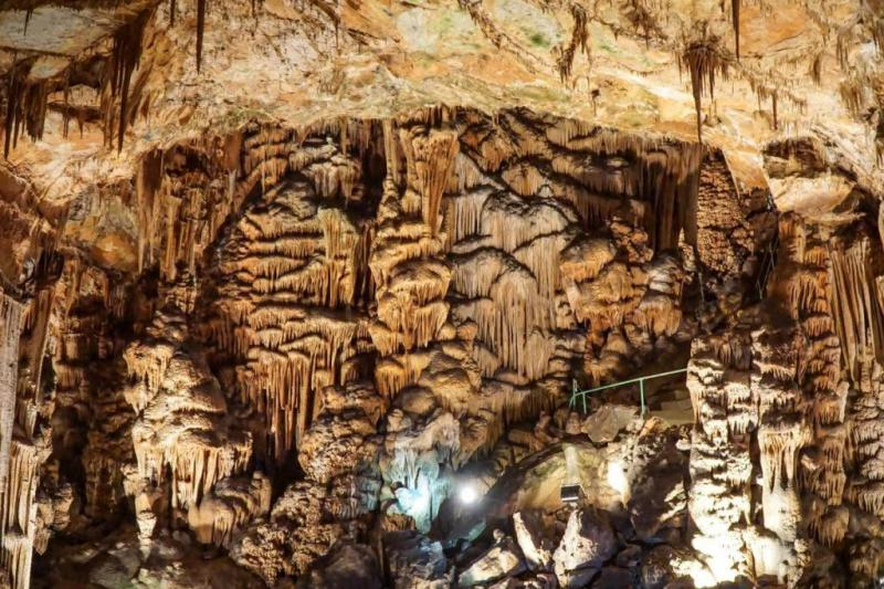 Caves Around the World in Europe: Saeva Dupka in Bulgaria