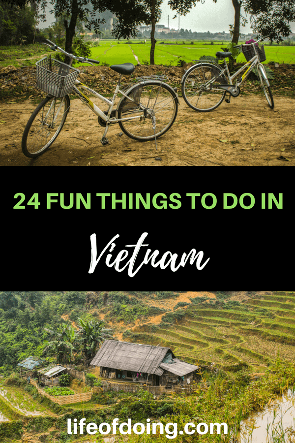 24 Fun Things To Do In Vietnam for a Great Trip