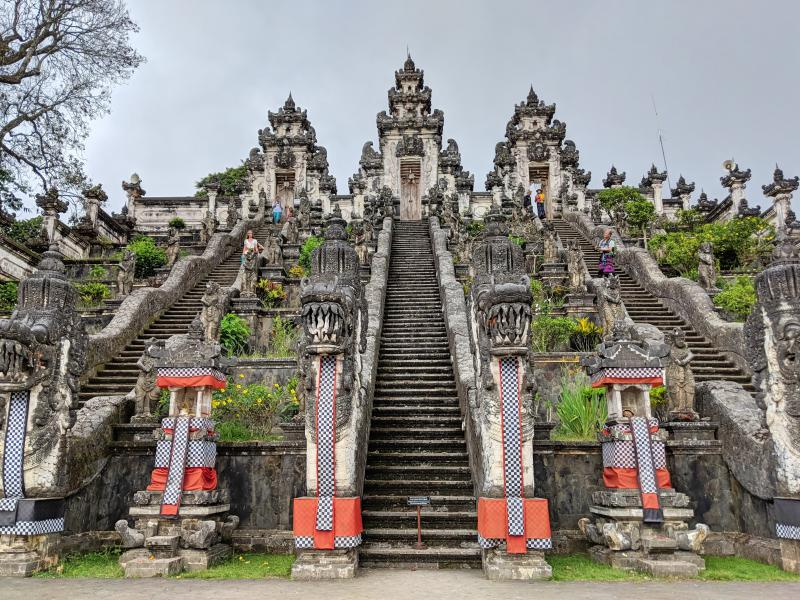Visiting Pura Lempuyang S Gateway To Heaven In Bali