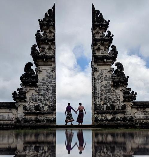 Visiting Pura Lempuyang S Gateway To Heaven In Bali