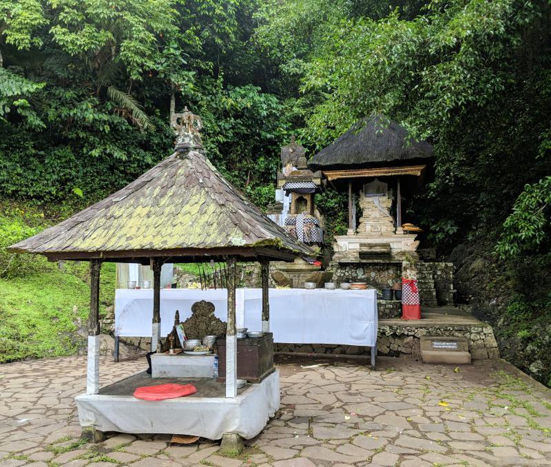 Pura Lempuyang's Telaga Emas Temple in Bali