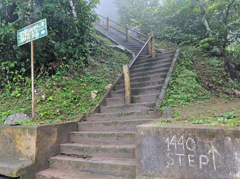 Visiting Pura Lempuyang Luhur with 1440 Steps