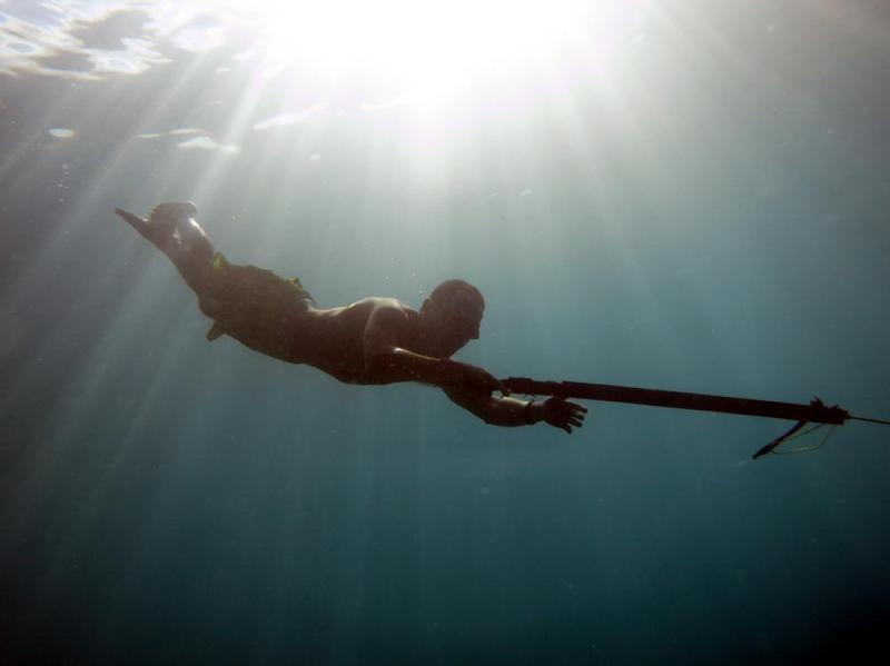 Adventures in Indonesia: Freediving on Togean Island