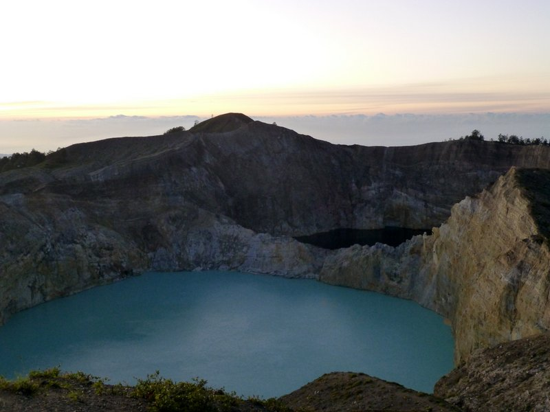 Adventures in Indonesia: Hike Kelimutu Volcano Lakes in Flores Island