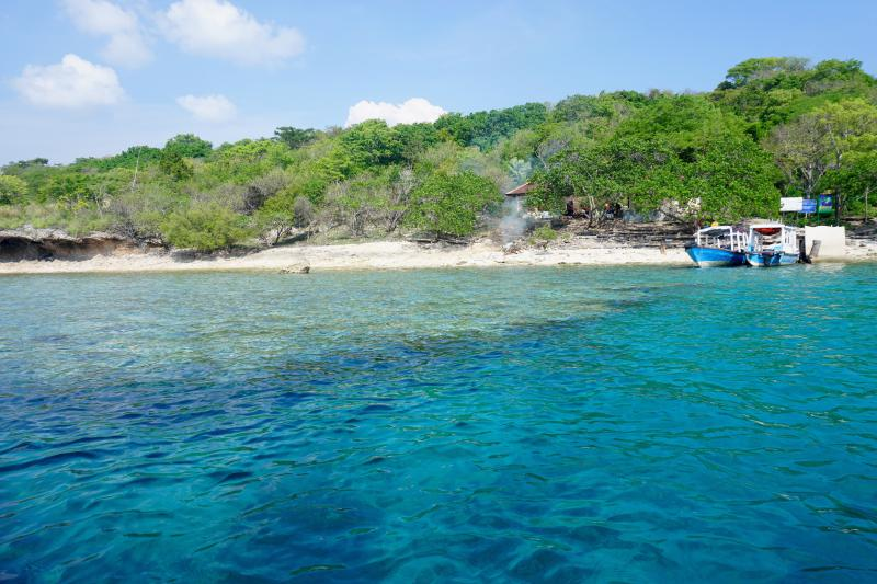 Adventures in Indonesia: Menjangan Island for snorkeling