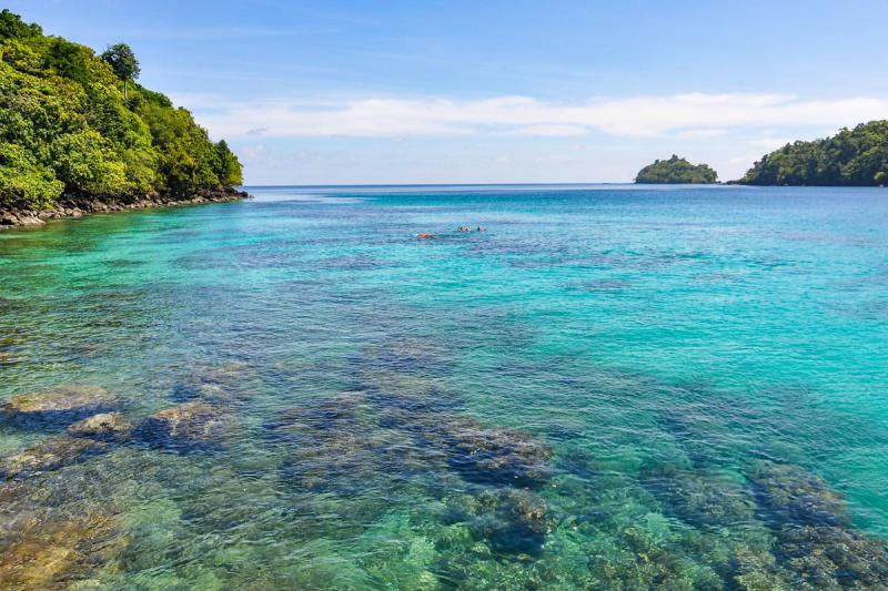 Adventures in Indonesia: Snorkel in Pulau Weh in Sumatra