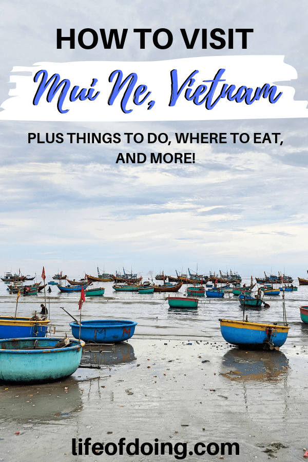 How to Visit Mui Ne, Vietnam and things to do here