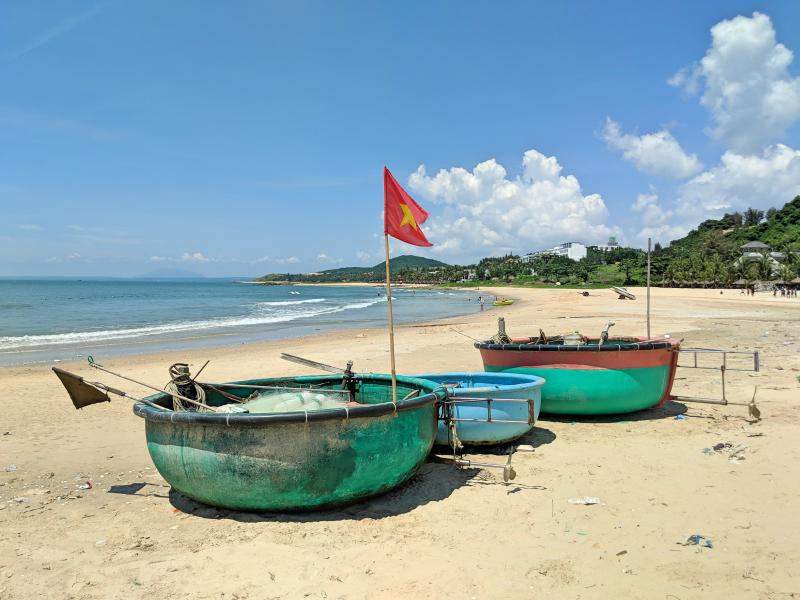 Mui Ne, Vietnam Things to Do: Visit the Da Ong Dia Beach