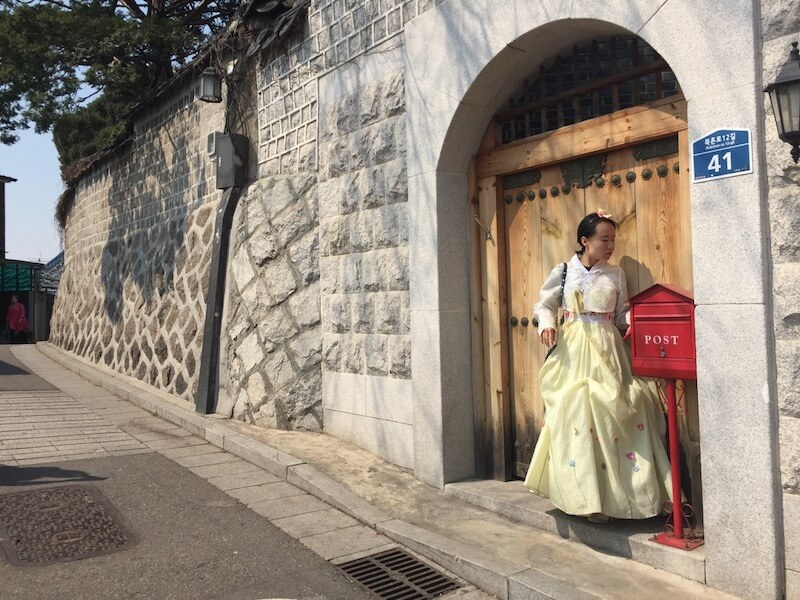 Seoul in 5 days: Bukchon Hanok Village