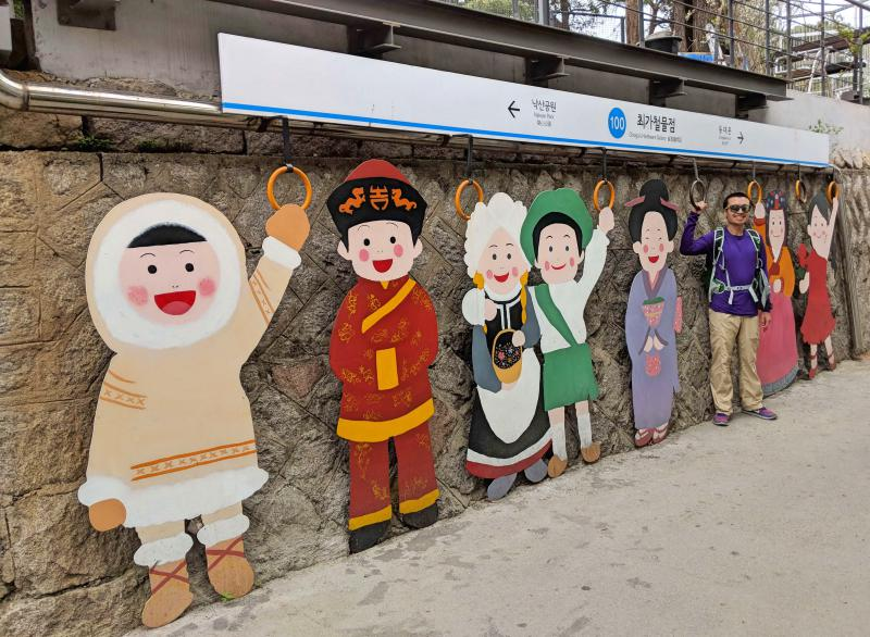 Seoul in 5 days: Ihwa Mural Village street art