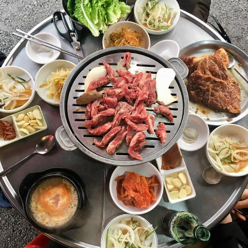 Seoul in 5 days: Korean BBQ