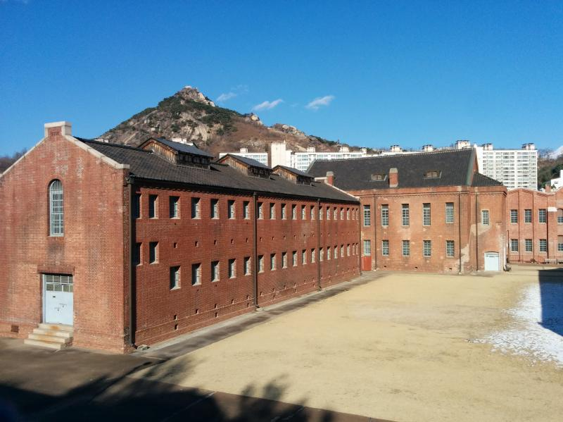 Seoul in 5 days: Seodaemun Prison Hall