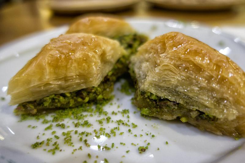 UNESCO Creative Cities of Gastronomy: Gaziantep, Turkey has delicious baklava