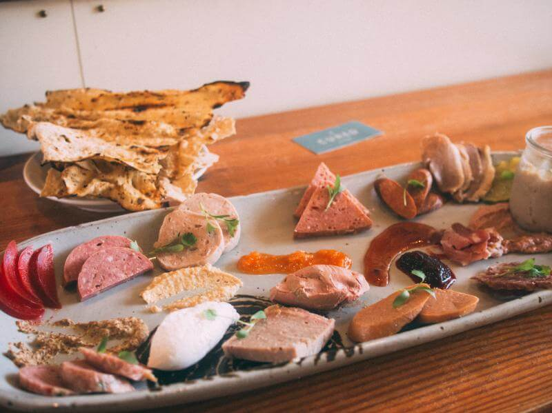 UNESCO Creative Cities of Gastronomy: San Antonio, Texas, USA has a beautiful plate of charcuterie at Cured