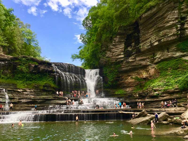 Cummins Falls, Tennessee, United States