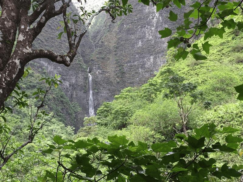 Hanakapiai Falls, Hawaii