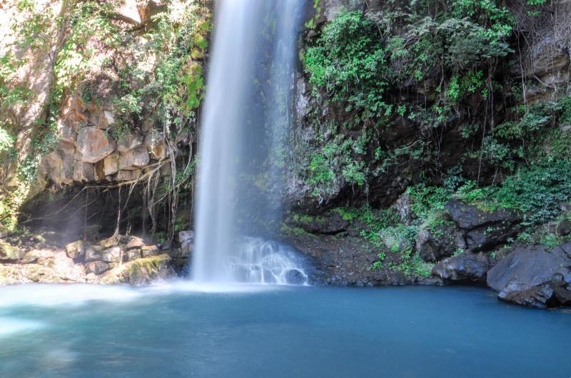 La Cangreja Waterfall, Costa Rica