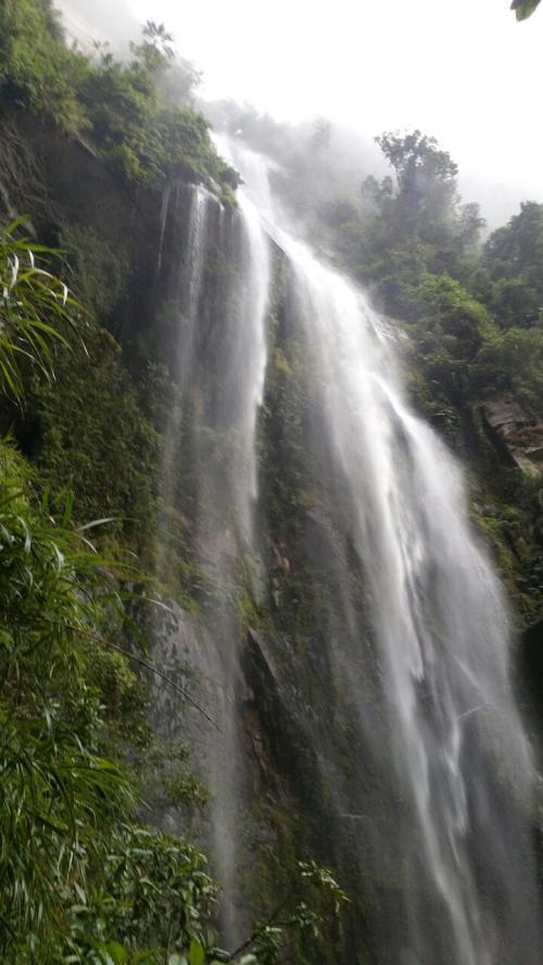 La Chorrera Waterfall, Colombia
