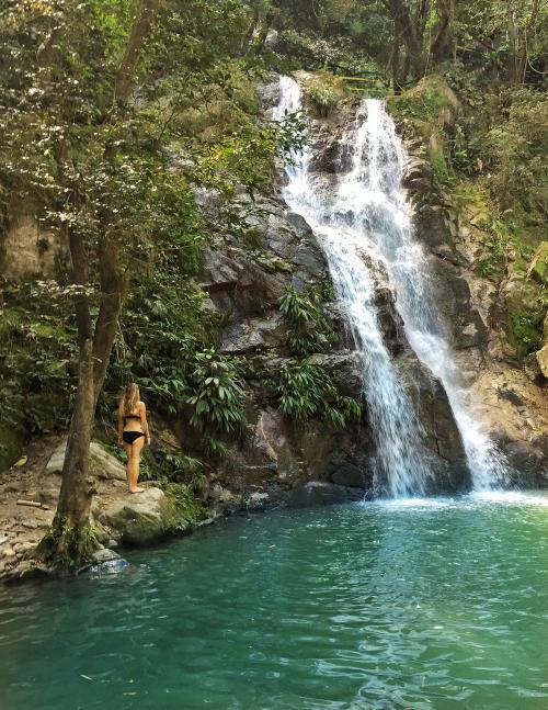 Marinka Falls, Colombia