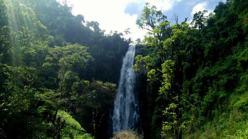 Materuni Waterfall, Tanzania