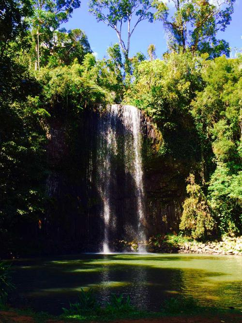 Millaa Millaa Falls, Australia