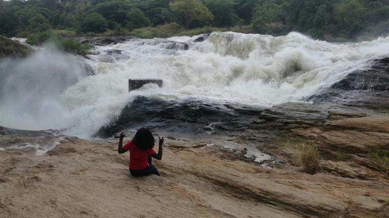 Murchision Falls, Uganda