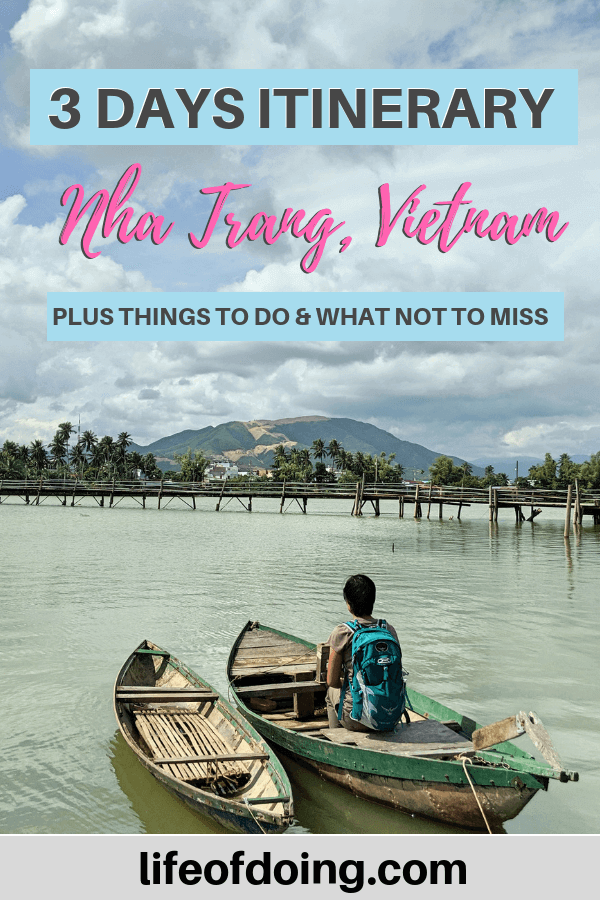 Spend 3 days in Nha Trang, Vietnam including a city tour, beaches, and more