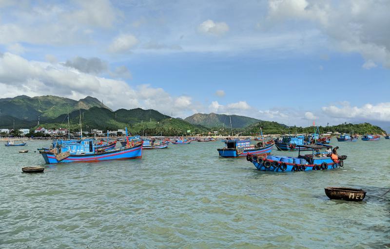 Nha Trang 3 Day Itinerary: Visit the Vinh Luong Fishing Village