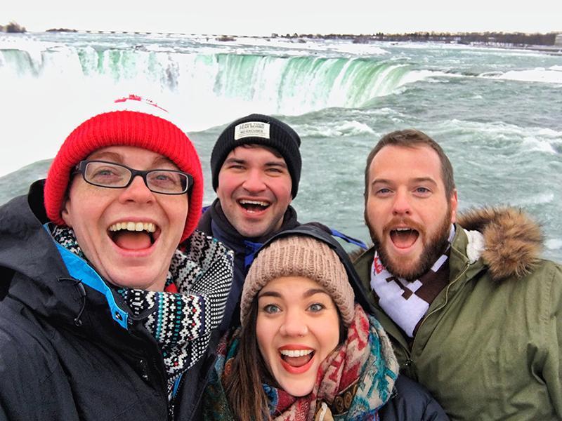 Niagara Falls, Canada and United States