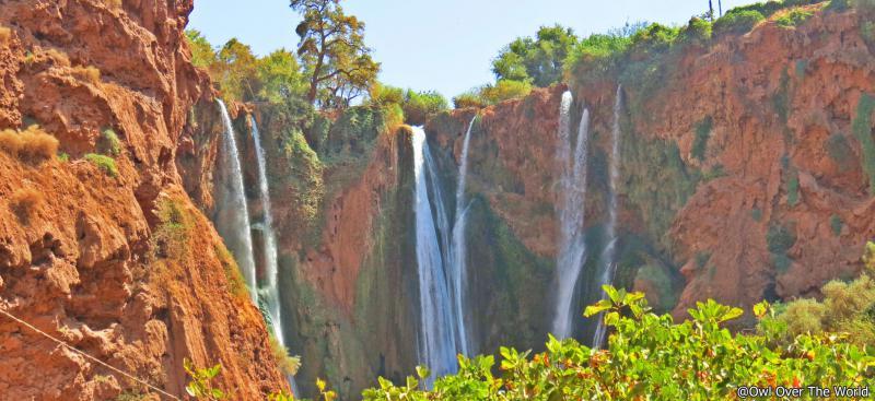 Ouzoud Falls, Morocco