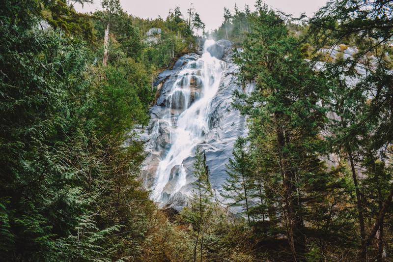 Shannon Falls, Canada