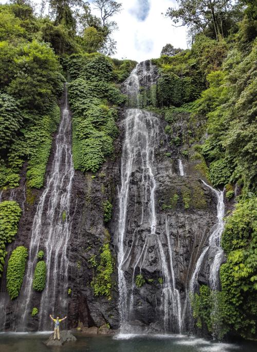 Banyumala Waterfall, Indonesia