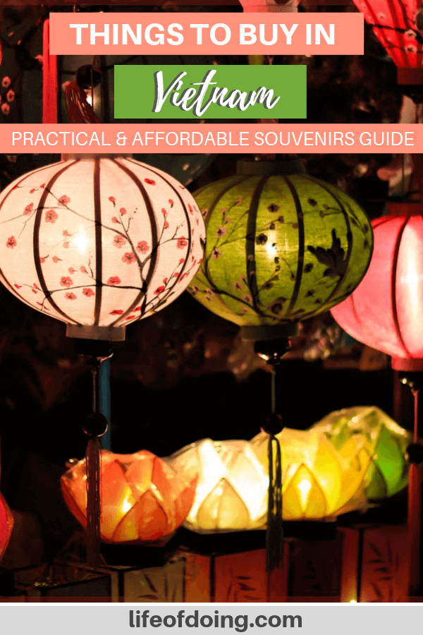 Best Souvenirs from Vietnam - Practical Things to Buy in Vietnam