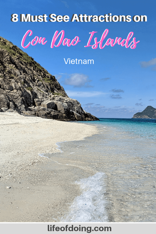 We're sharing our top 8 things to do in Con Dao, Vietnam and helpful tips. Check out this blog post to learn more about the hidden gem, Con Dao Islands.
