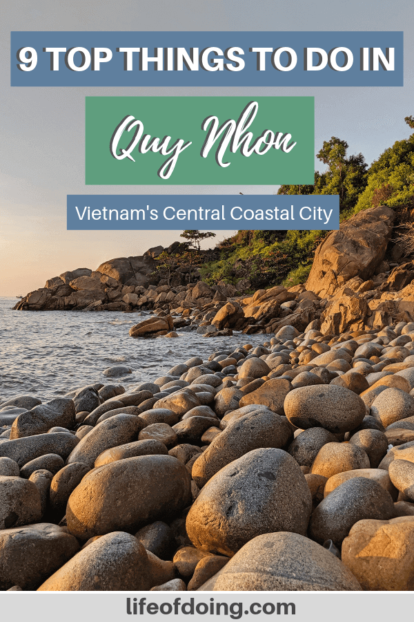 Headed to Quy Nhon, Vietnam? We're sharing out our list of top things to do in Quy Nhon. Plus, we have travel tips to help with your planning.