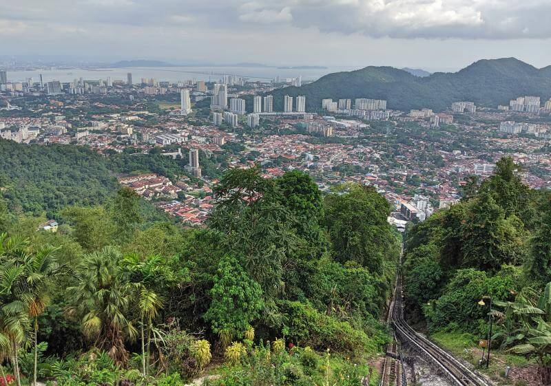 Hiking Penang Hill - A Must-Do Adventure in Penang