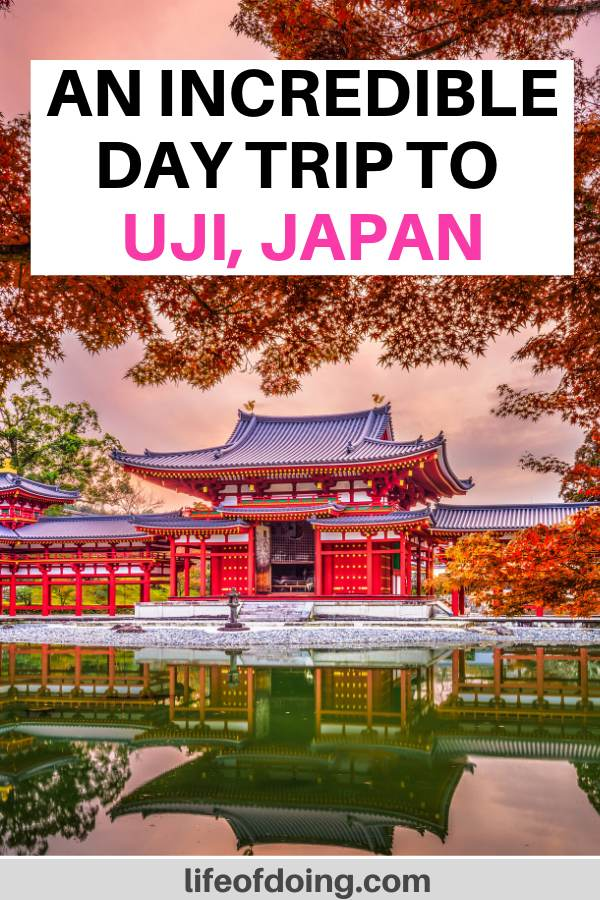 In this post, we're sharing the top places to visit on your Uji day trip. The Byodoin Temple's Phoenix Hall is on the list since it's gorgeous to visit in all seasons.