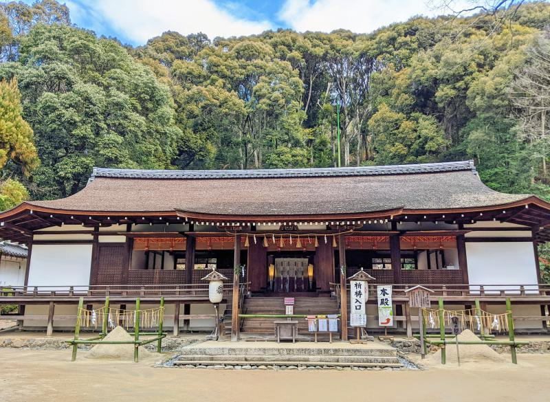 Ujigama Shrine is a must-visit on your one day in Uji, Japan. It's a fabulous area to explore as a UNESCO World Heritage Site.